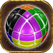 3d puzzle Lion's Sphere – challenge yourself!
