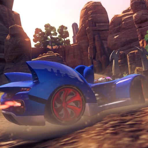 Trick Sonic Racing Transformed 娛樂 App LOGO-APP開箱王