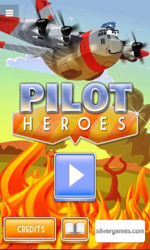 Pilot Kahraman 3D Ücretsiz