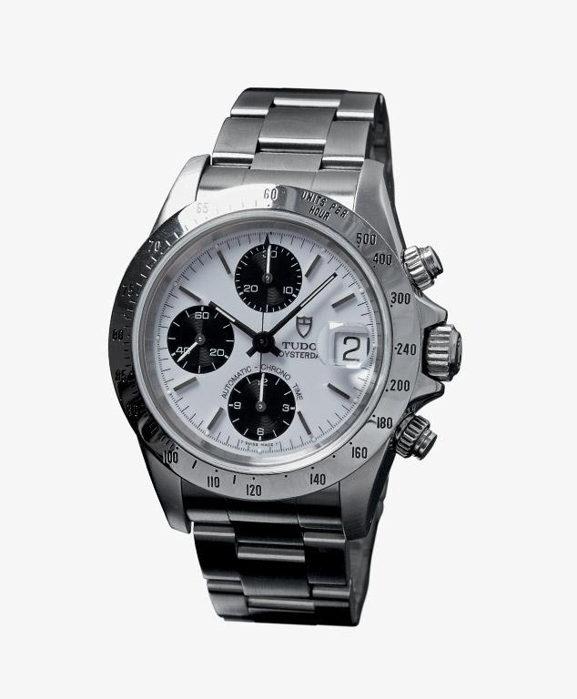 TUDOR Chronograph Watches   History   From 1995 to 2000
