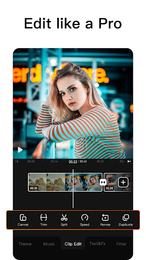 VivaVideo - Video Editor & Video Maker 8.3.8 Screenshots 1