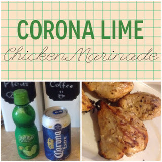 Corona Lime Chicken Marinade