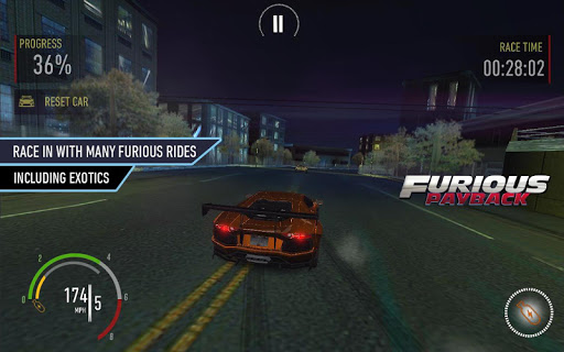 Furious Payback Racing 3.9 screenshots 6