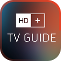 HD+ TV-Programm Guide icon