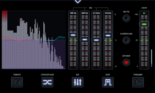 Neutron Music Player (Eval) screenshot 09