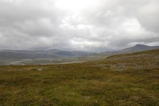 Kuva: Vuopmegasoaivilta kuvattuna kohti Urtaslaaksoa