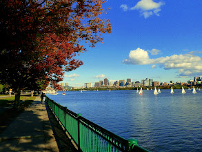 Photo: Indian Summer and Regatta in one frame.
