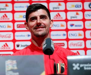 """Thibaut Courtois prévient tout le monde: """"On ne gagnera pas par trois buts d'écart"""""""
