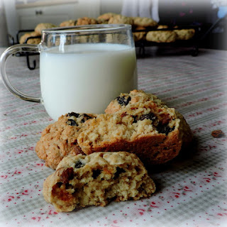 Really Tasty Oatmeal Cookies