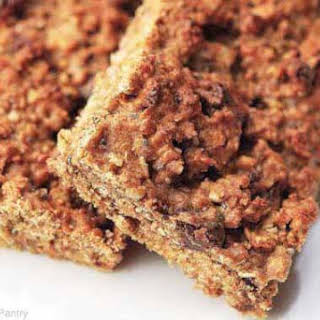 Clean Eating Cinnamon Chocolate Chip Protein Bars.