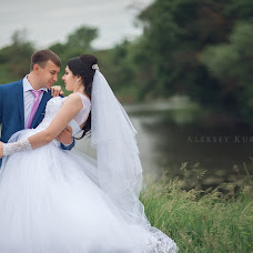 Wedding photographer Aleksey Kuraev (kuraev34). Photo of 01.08.2017