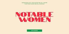 Notable Womenのおすすめ画像1