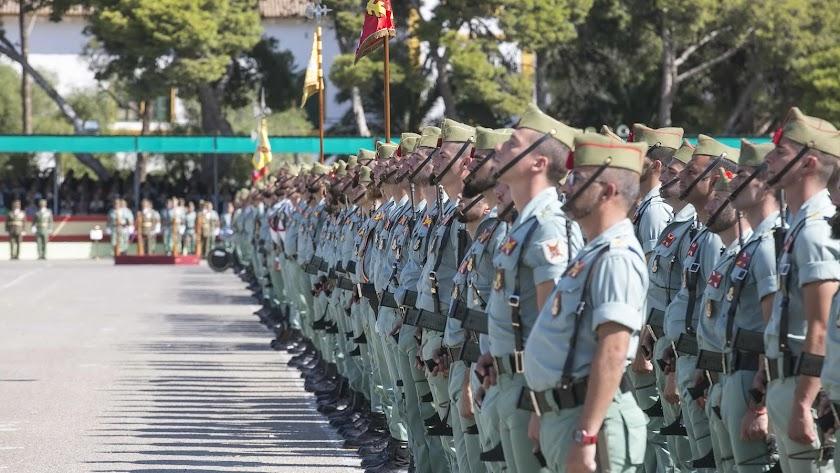La convocatoria incluye plazas para Almería.
