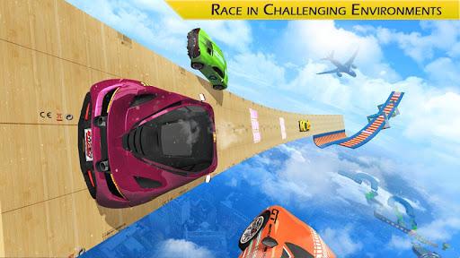 Mega ramp Race screenshot 4