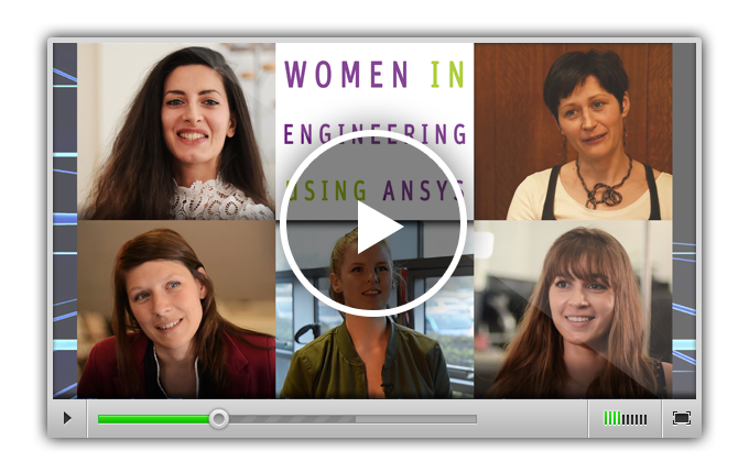 Women in Engineering Using ANSYS