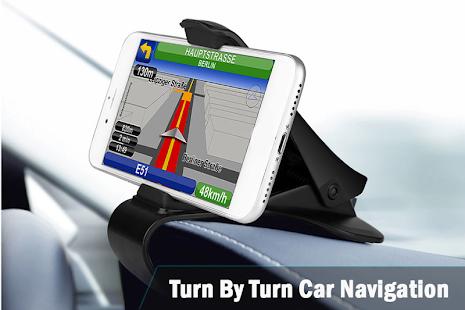 GPS Navigation Finder - náhled