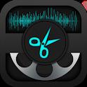 Video audio cutter icon