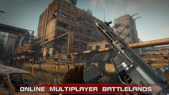 Zombie Shooter: Zombie permainan Mod