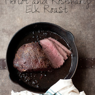 Merlot and Rosemary Elk Roast Recipe