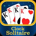 Clock Solitaire - Free icon