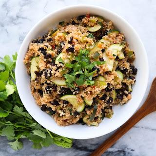 One-Pot Mexican Quinoa.