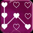 Heart Pattern Lock Screen APK