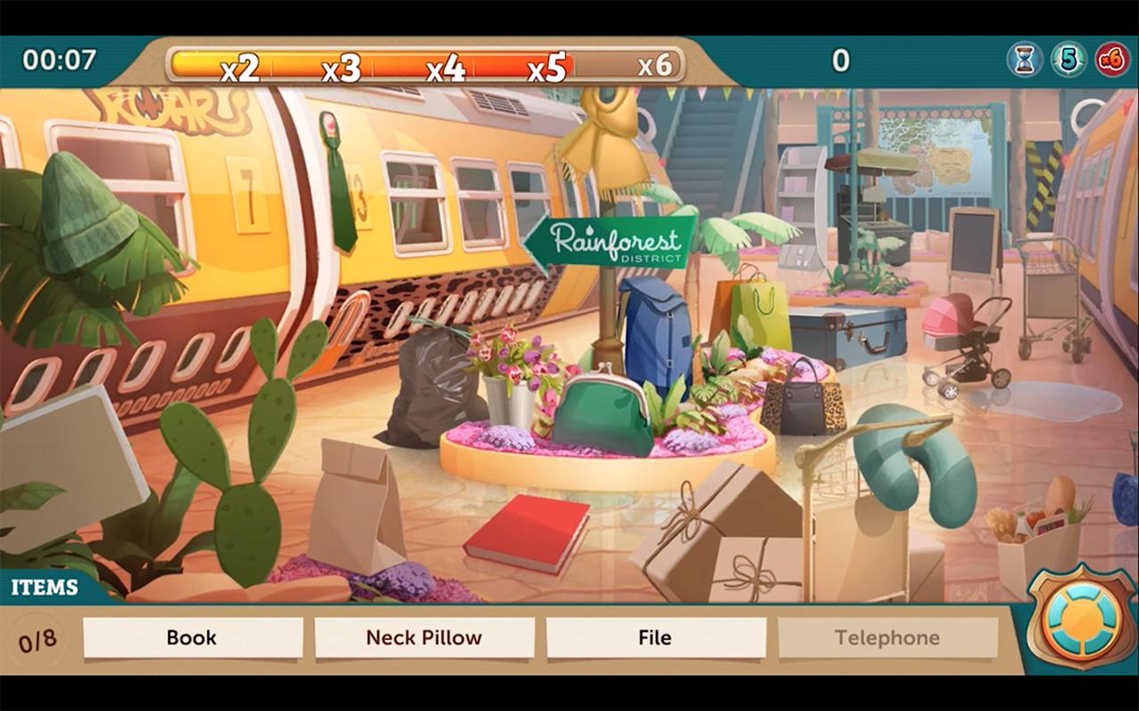 Zootopia Crime Files screenshot #5