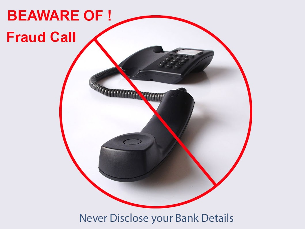 Beware of Fraud Call