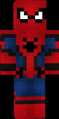 Homem Aranha De Volta Ao Lar Nova Skin