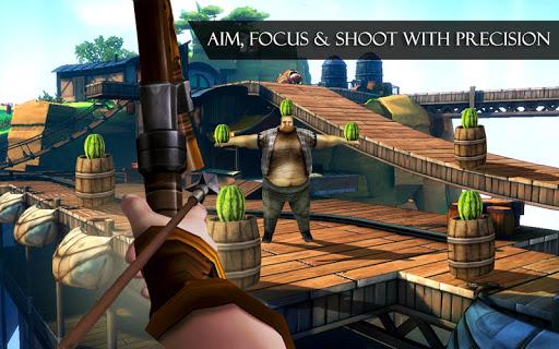 Watermelon Archery Shooter 4.6 screenshots 14