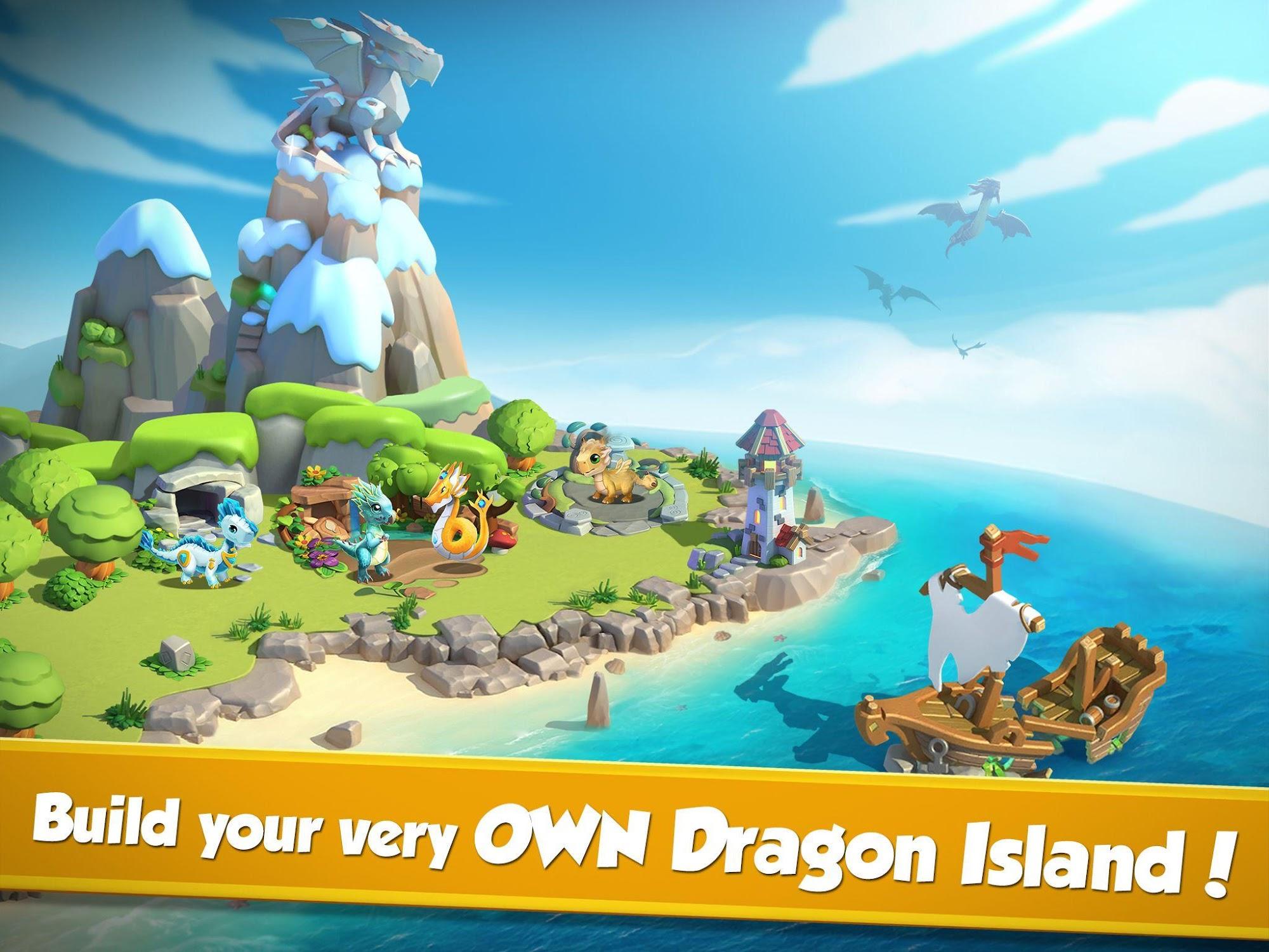 Dragon Mania Legends screenshot #5