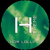 Theme Experiam Halla Green LL+