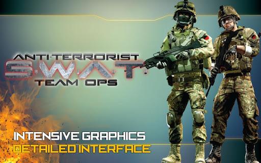 反テロリストSWATチームオプス