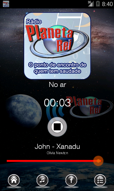 Planeta Rei- screenshot