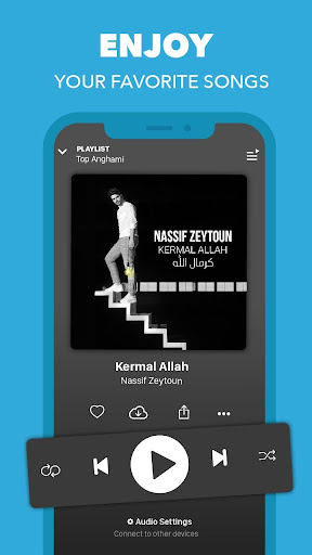 Anghami - The Sound of Freedom 4.5.122 screenshots 2