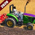 Real Tractor Cargo Transport 3d-Farming Simulators icon