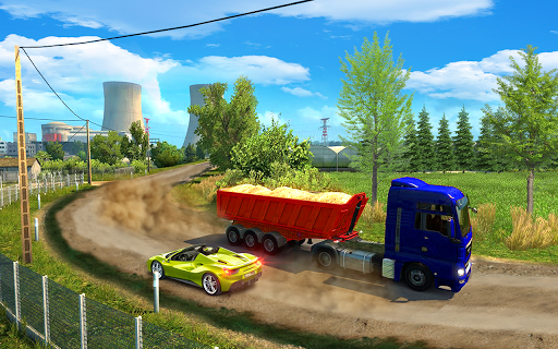 PK Cargo Truck Transport Game 2018 filehippodl screenshot 10