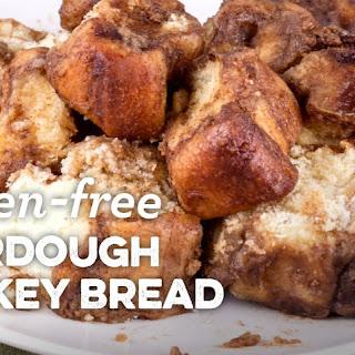 Gluten-Free Sourdough Monkey Bread.