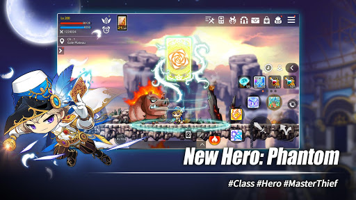 MapleStory M - Open World MMORPG 1.4200.563 screenshots 1