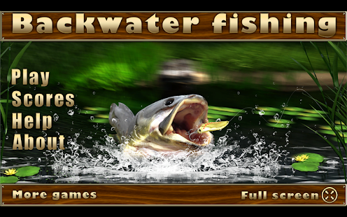 Backwater Fishing- screenshot thumbnail