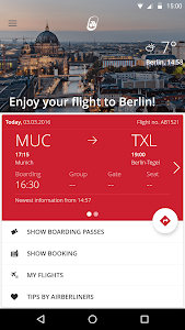 airberlin – find your flights screenshot 0