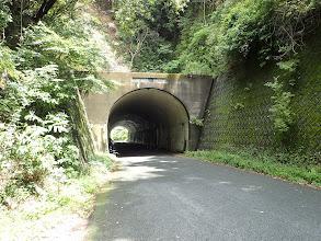 小笠山トンネル