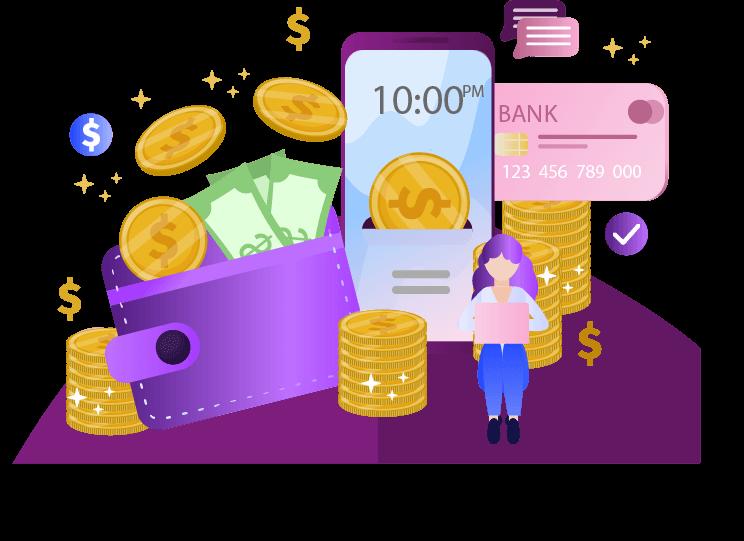 Lãi suất vay tiền tại Moneyveo rất hấp dẫn và nhiều ưu đãi