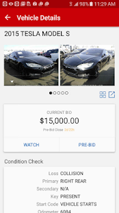 IAA Buyer Salvage Auctions- screenshot thumbnail