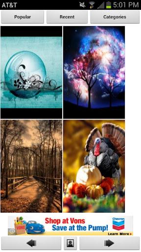 Backgrounds HD Wallpapers screenshot 6