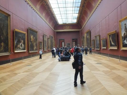 Museo del Louvre  di biloscurio