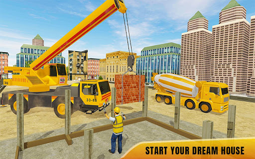 House Construction Simulator 3D 1.0 screenshots 1