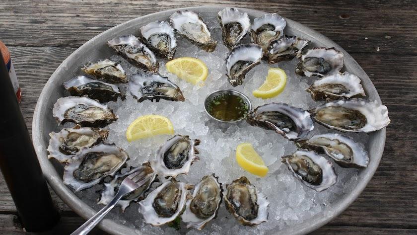 Los moluscos bivalvos son un alimento con muchos nutrientes saludables