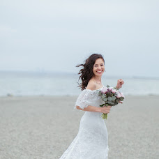 Wedding photographer Yana Korn (de48a464ad6a656). Photo of 03.08.2017