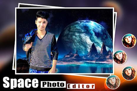 Download Space Photo Editor - Galaxy Photo Editor 2020 For PC Windows and Mac apk screenshot 2